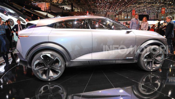 Nissan IMQ: l'auto del futuro 100% elettrica - Foto 21 di 22