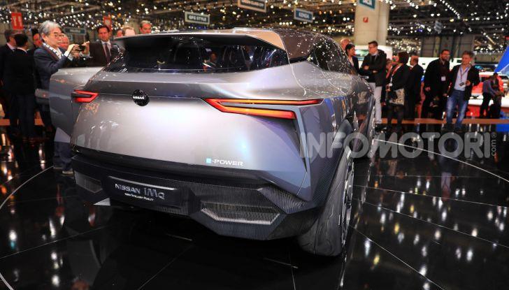 Nissan IMQ: l'auto del futuro 100% elettrica - Foto 22 di 22