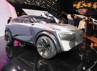 Nissan IMQ: l'auto del futuro 100% elettrica