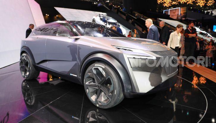 Nissan IMQ: l'auto del futuro 100% elettrica - Foto 9 di 22