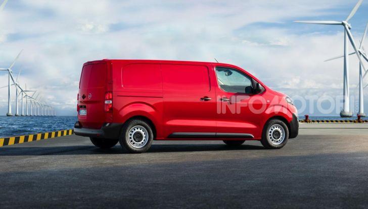 Nuovo Opel Vivaro 2019: prezzi da 21.620 Euro - Foto 3 di 8