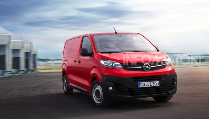 Nuovo Opel Vivaro 2019: prezzi da 21.620 Euro - Foto 1 di 8