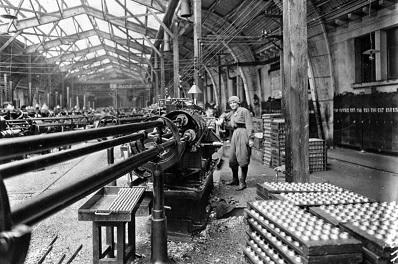 Le donne nelle fabbriche Citroën - Foto 4 di 9