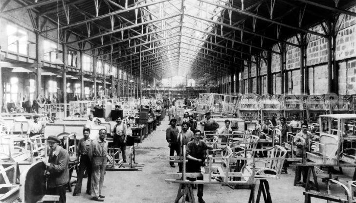 Le donne nelle fabbriche Citroën - Foto 5 di 9