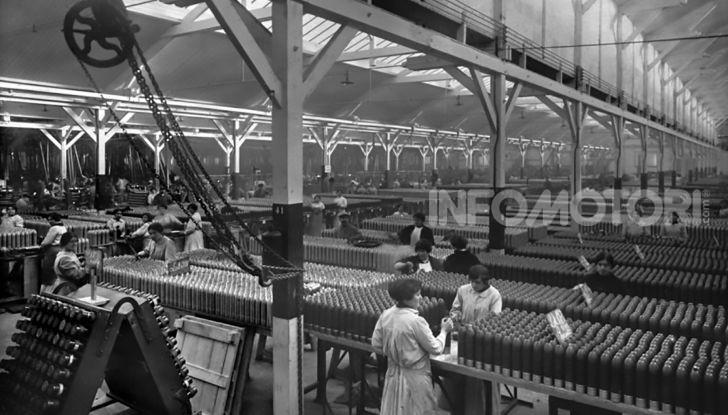 Le donne nelle fabbriche Citroën - Foto 6 di 9