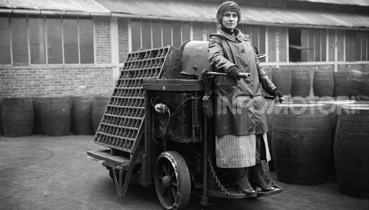 Le donne nelle fabbriche Citroën - Foto 8 di 9