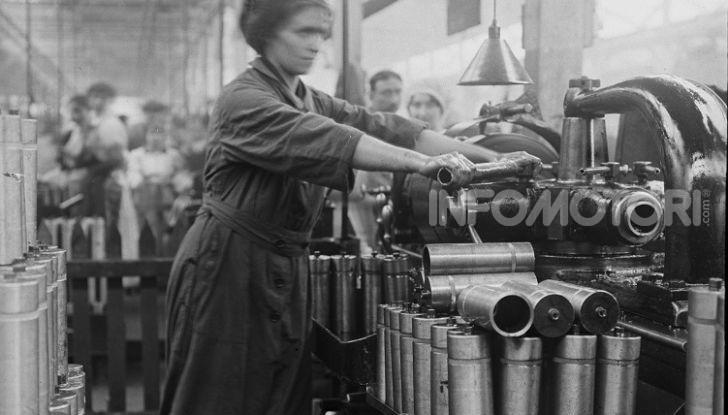 Le donne nelle fabbriche Citroën - Foto 9 di 9