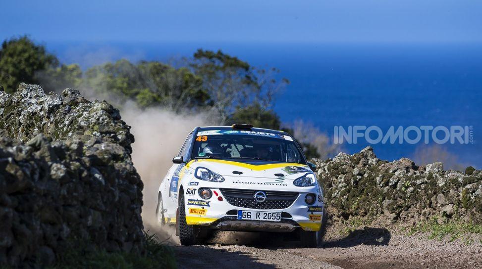 ERC: i piloti junior di Opel puntano al quinto titolo consecutivo