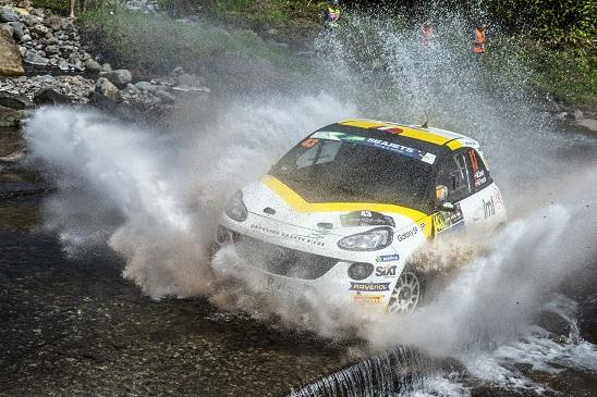ERC: i piloti junior di Opel puntano al quinto titolo consecutivo - Foto 2 di 3