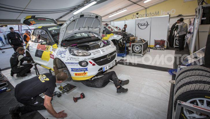 ERC: i piloti junior di Opel puntano al quinto titolo consecutivo - Foto 3 di 3