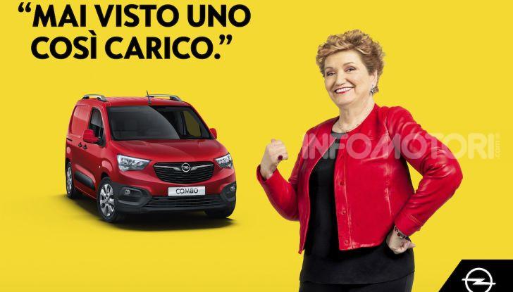 Veicoli Commerciali Opel, Mara Maionchi ambassador della gamma - Foto 2 di 10