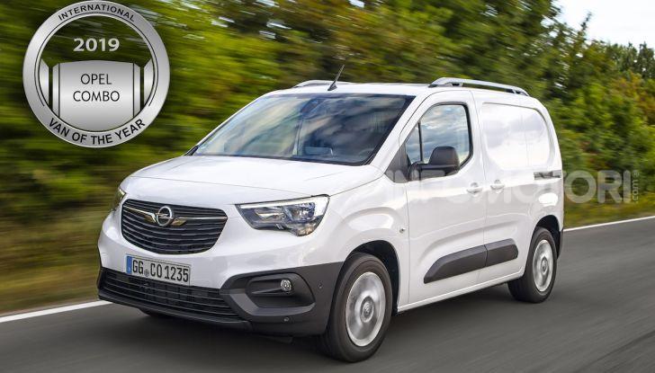 Veicoli Commerciali Opel, Mara Maionchi ambassador della gamma - Foto 5 di 10