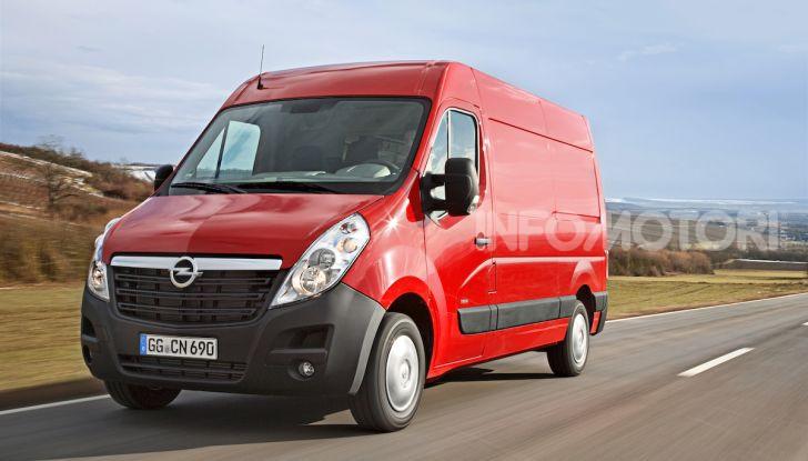 Veicoli Commerciali Opel, Mara Maionchi ambassador della gamma - Foto 6 di 10