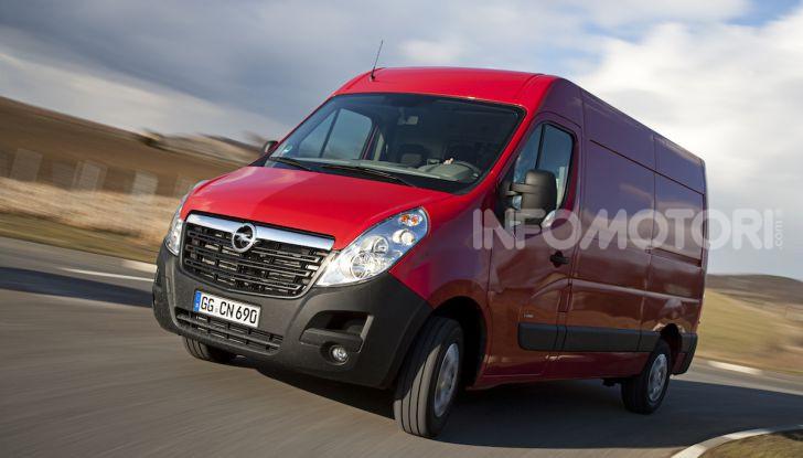 Veicoli Commerciali Opel, Mara Maionchi ambassador della gamma - Foto 7 di 10