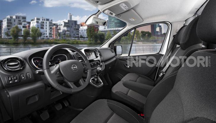 Veicoli Commerciali Opel, Mara Maionchi ambassador della gamma - Foto 8 di 10