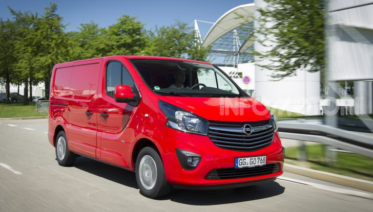 Veicoli Commerciali Opel, Mara Maionchi ambassador della gamma - Foto 9 di 10