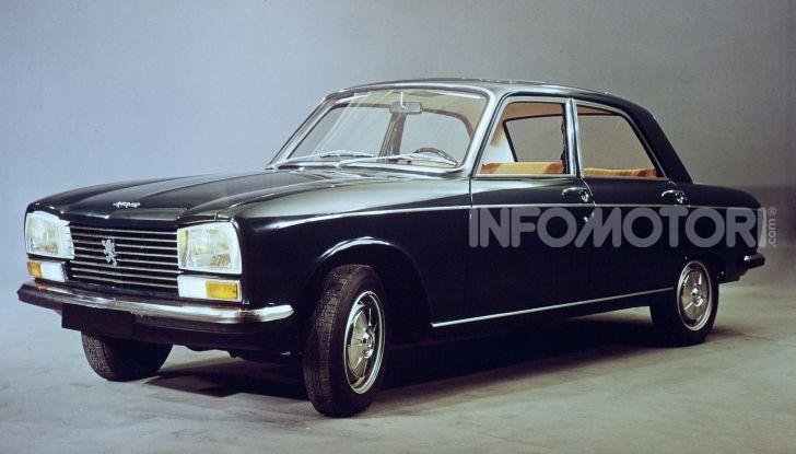 Peugeot ha celebrato sei modelli della sua storia  al salone Rétromobile di Parigi - Foto 6 di 13