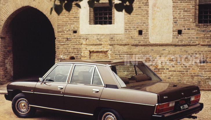 Peugeot ha celebrato sei modelli della sua storia  al salone Rétromobile di Parigi - Foto 9 di 13