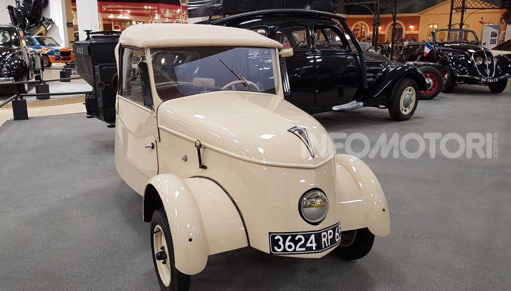 Peugeot ha celebrato sei modelli della sua storia  al salone Rétromobile di Parigi - Foto 12 di 13