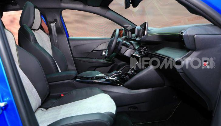 Peugeot e-208 elettrica: dati, caratteristiche e prestazioni - Foto 11 di 20