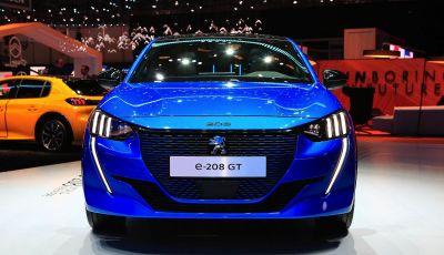 Nuova Peugeot 208 elettrica, Diesel e benzina già prenotabile