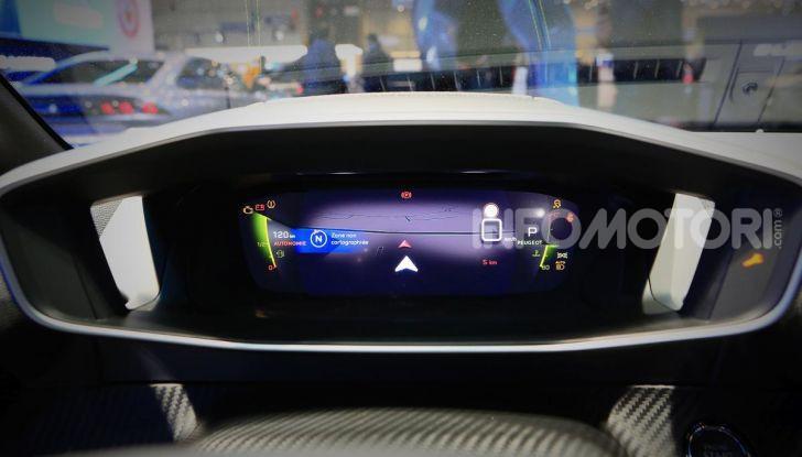 Nuova Peugeot 208 elettrica, Diesel e benzina già prenotabile - Foto 17 di 44