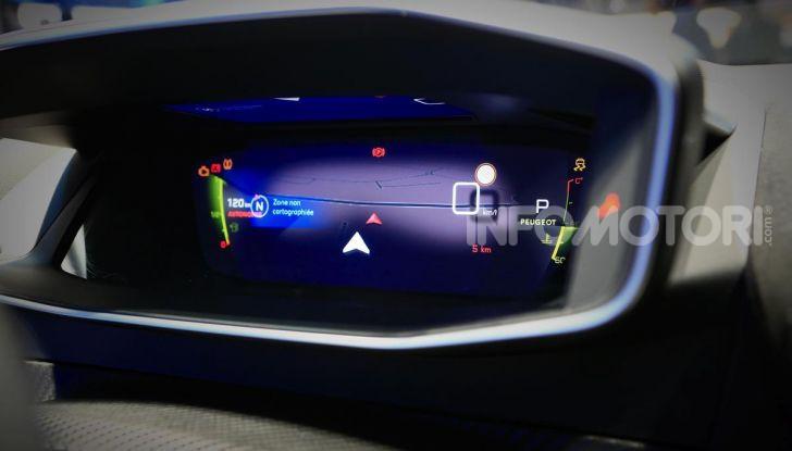 Peugeot e-208 elettrica: dati, caratteristiche e prestazioni - Foto 17 di 20