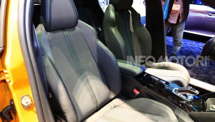 Peugeot e-208 elettrica: dati, caratteristiche e prestazioni - Foto 19 di 20