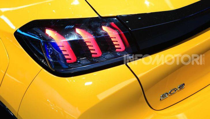 Nuova Peugeot 208 elettrica, Diesel e benzina già prenotabile - Foto 7 di 44