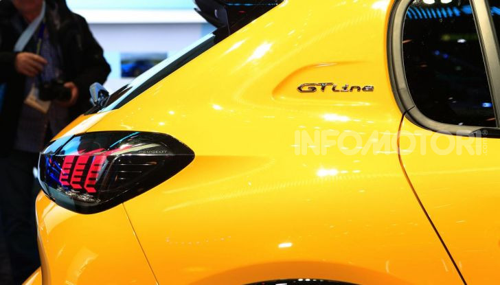 Nuova Peugeot 208 elettrica, Diesel e benzina già prenotabile - Foto 10 di 44