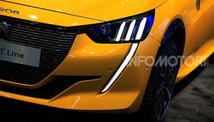 Nuova Peugeot 208 elettrica, Diesel e benzina già prenotabile - Foto 6 di 44
