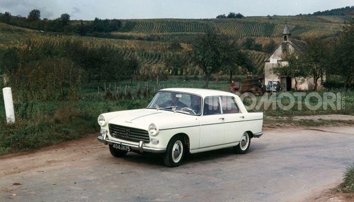 Peugeot Automobili Italia festeggia mezzo secolo di attività nel nostro Paese - Foto 2 di 4
