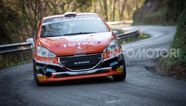 Peugeot Competition al Ciocco 2019 – Debutto emozionante per il 208 Rally Cup TOP - Foto 1 di 5