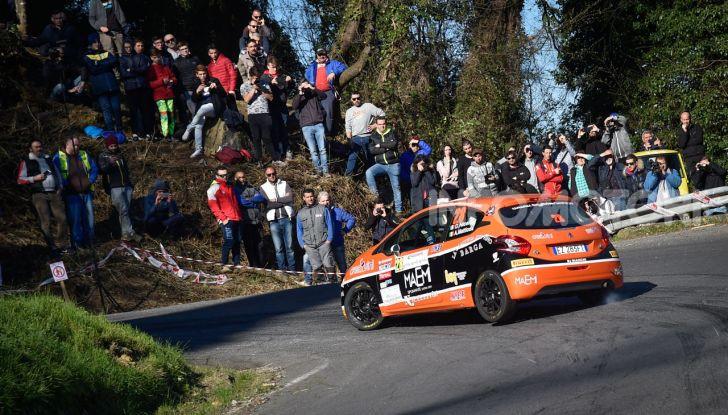 Peugeot Competition al Ciocco 2019 – Debutto emozionante per il 208 Rally Cup TOP - Foto 2 di 5