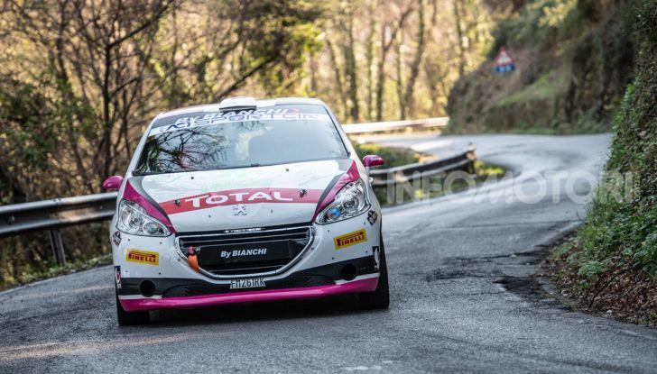 Peugeot Competition al Ciocco 2019 – Debutto emozionante per il 208 Rally Cup TOP - Foto 3 di 5