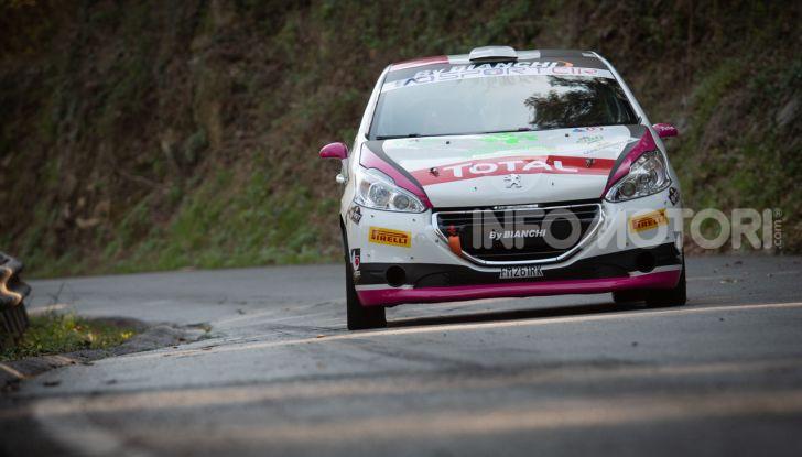 Peugeot Competition al Ciocco 2019 – Debutto emozionante per il 208 Rally Cup TOP - Foto 4 di 5