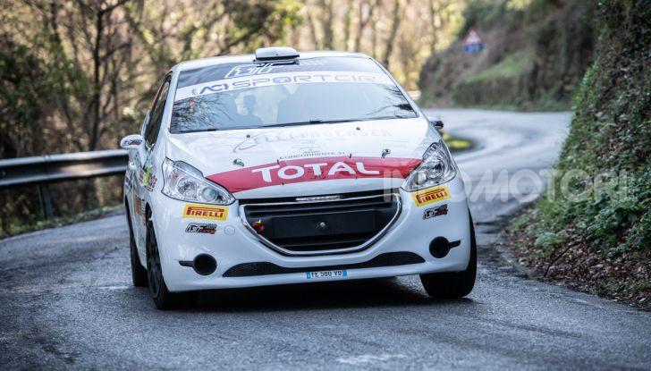 Peugeot Competition al Ciocco 2019 – Debutto emozionante per il 208 Rally Cup TOP - Foto 5 di 5