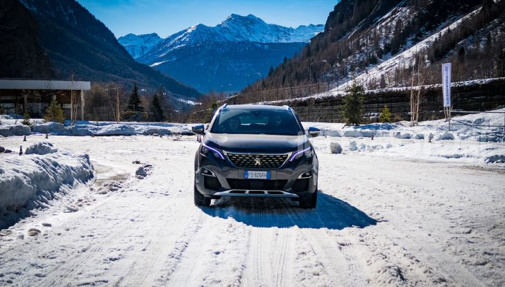 In casa Peugeot il Grip Control si evolve - Foto 9 di 16