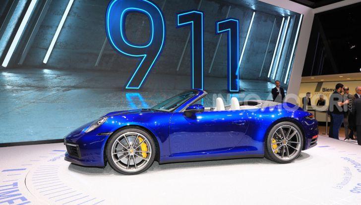 Novità Porsche al Salone di Ginevra 2019 - Foto 1 di 37