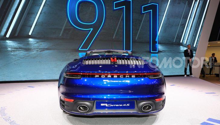 Novità Porsche al Salone di Ginevra 2019 - Foto 10 di 37