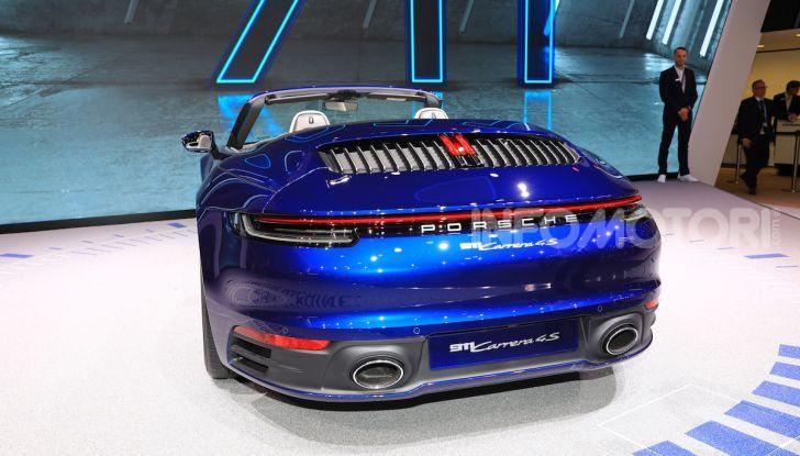 Novità Porsche al Salone di Ginevra 2019 - Foto 11 di 37