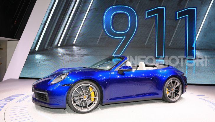 Novità Porsche al Salone di Ginevra 2019 - Foto 12 di 37