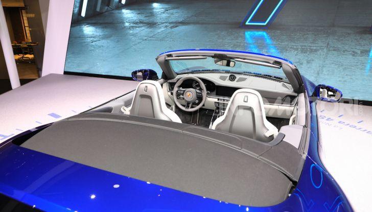 Novità Porsche al Salone di Ginevra 2019 - Foto 15 di 37