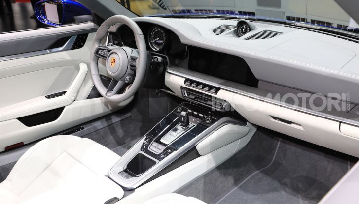 Novità Porsche al Salone di Ginevra 2019 - Foto 16 di 37