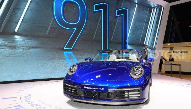 Novità Porsche al Salone di Ginevra 2019 - Foto 17 di 37