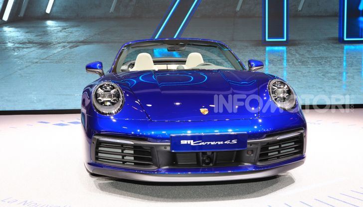 Novità Porsche al Salone di Ginevra 2019 - Foto 19 di 37