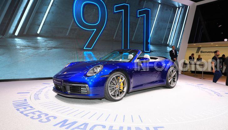 Novità Porsche al Salone di Ginevra 2019 - Foto 2 di 37