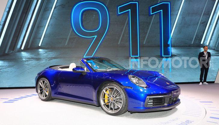 Novità Porsche al Salone di Ginevra 2019 - Foto 20 di 37
