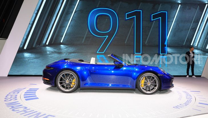 Novità Porsche al Salone di Ginevra 2019 - Foto 21 di 37