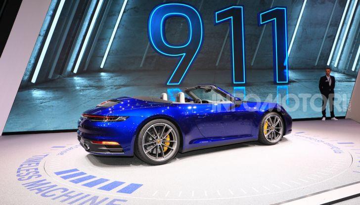 Novità Porsche al Salone di Ginevra 2019 - Foto 22 di 37